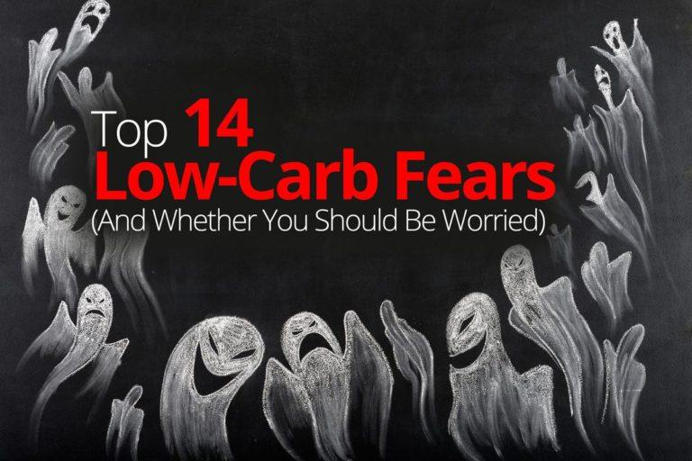 Топ 14 на страховете свързани със Кето и ВМНВ лайфстайл Част 1