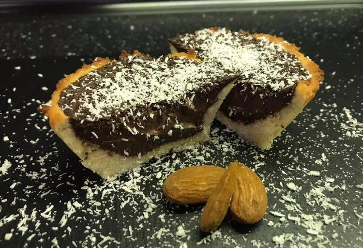 Шоколадов Кето Тарт