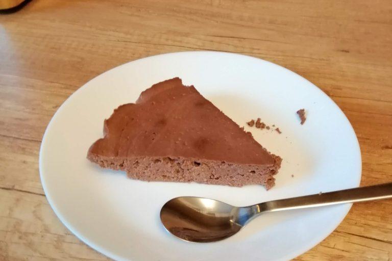 Шоколадова рикота с ром